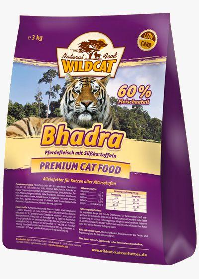 Wildcat Bhadra Getreidefreies Trockenfutter Fur Katzen Mit Dem