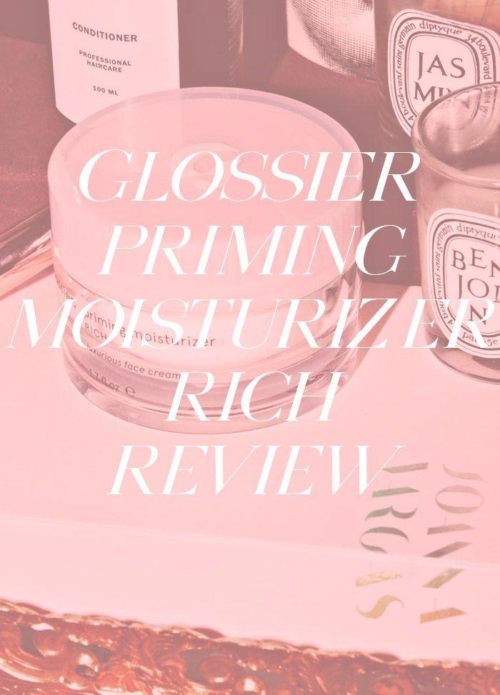 Priming Moisturizer by Glossier #10