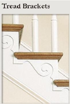 Preferred Cove Molding Size When Using Tread Brackets Carpentry Page 2 Diy Chatroom Home Improvement Forum
