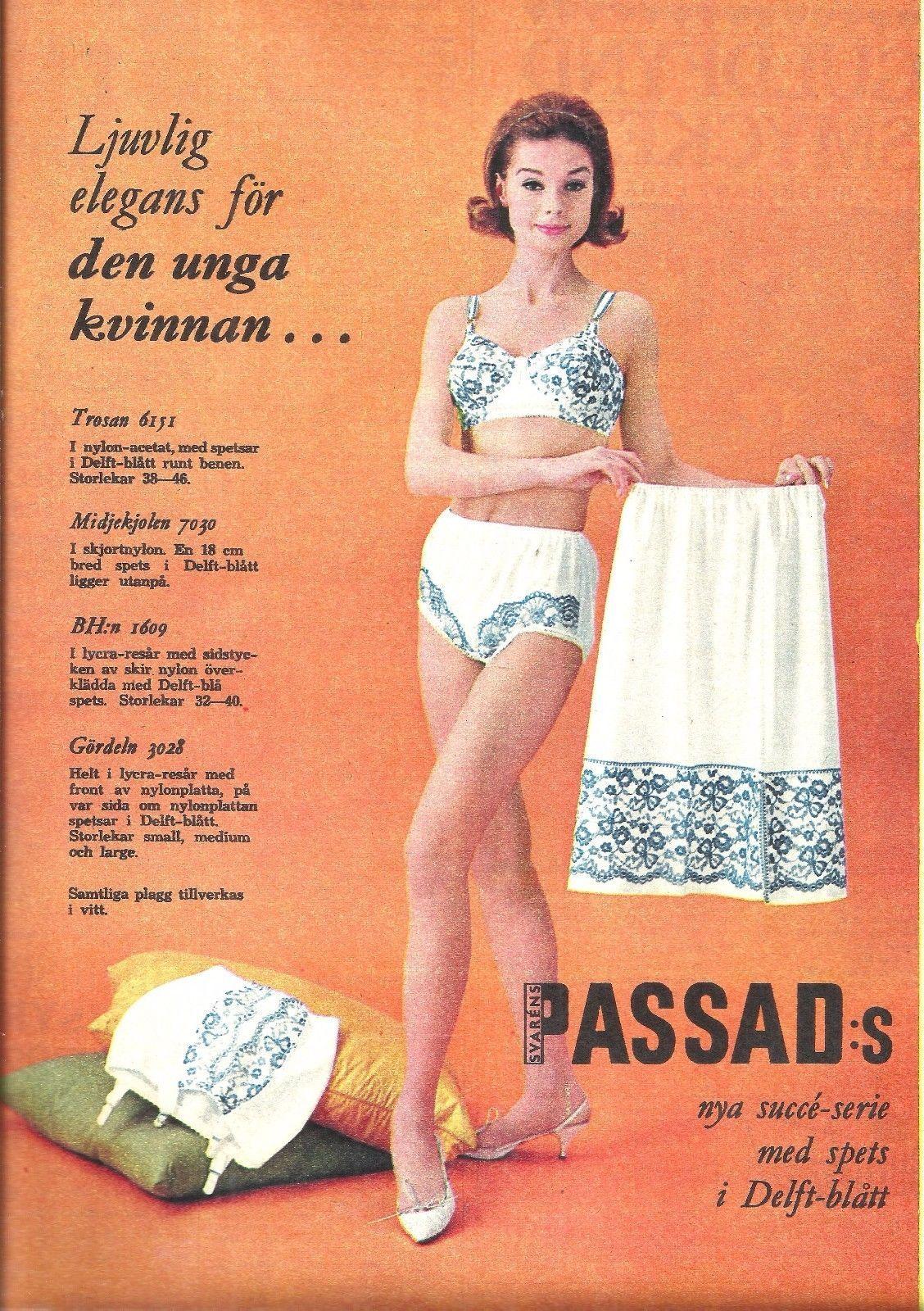 Swedish women in panties — img 14