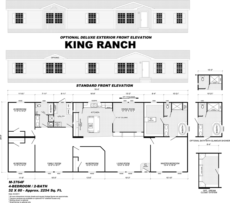 Wayne frier mobile homes floor plans floor matttroy Wayne homes floor plans