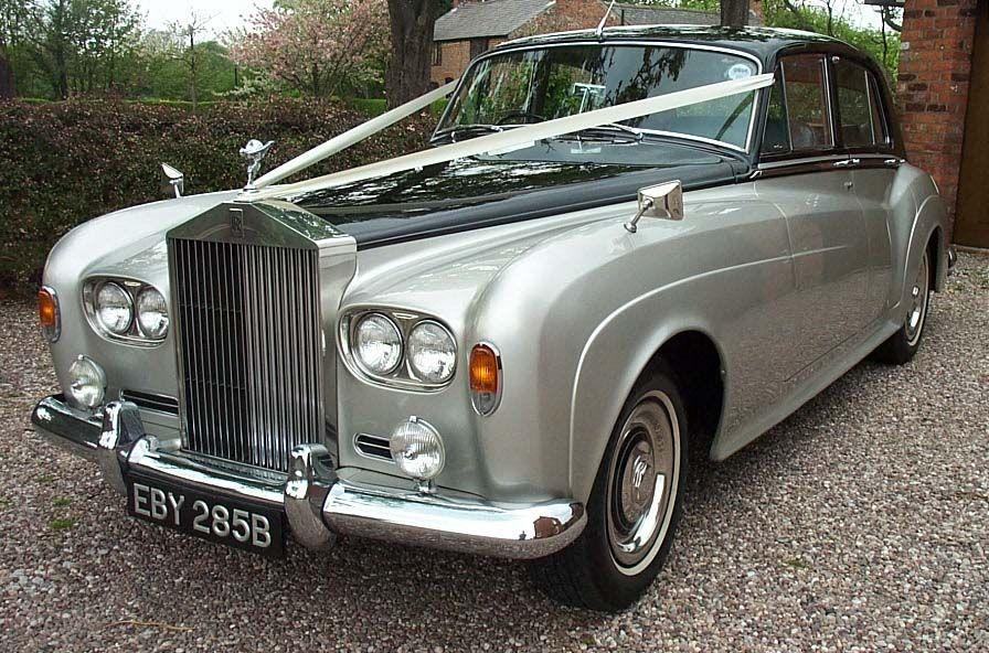 Classic Rolls Royce Silver Cloud Una Encarnacion Perfecta De
