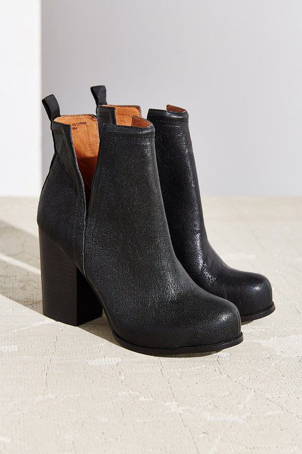 a5ecfe8501 Jeffrey Campbell Oshea Ankle Boot Zapatos Casuales