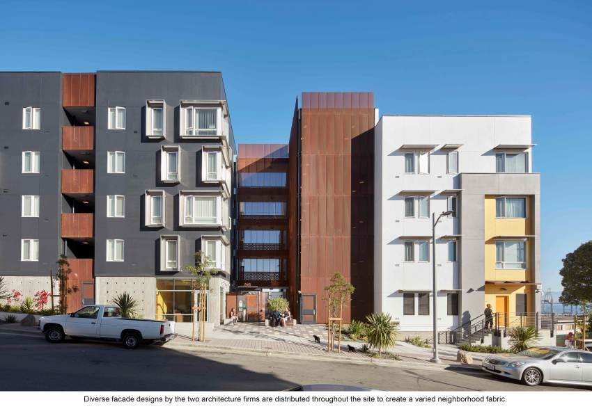 Pin By Zeki Erol On Facades Residential Architect Architect Affordable Housing