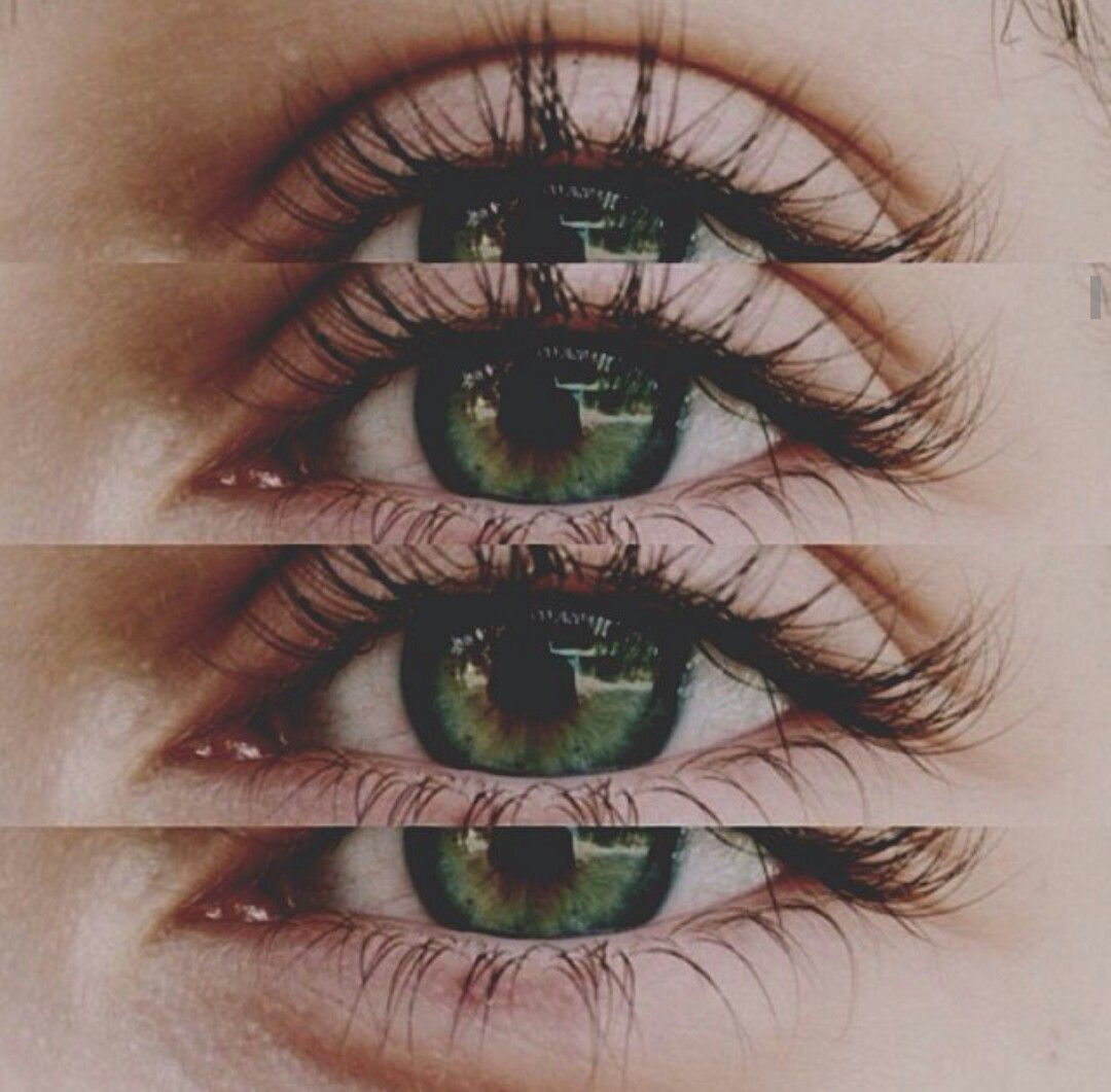 Зеленые плачущие глаза картинки