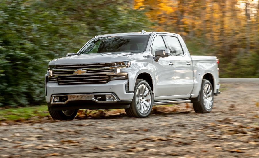 2019 Chevrolet Silverado 1500 High Country Vs 2019 Ford F 150