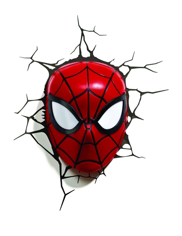 Fun Gadgets Marvel 3d Lights Spiderman 3d Light