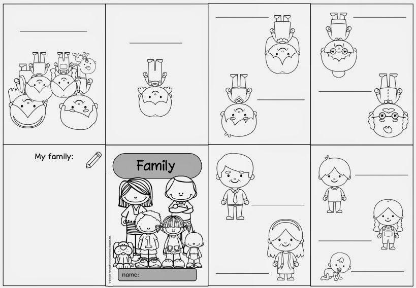 englisch in der grundschule materialien zum thema quotfamily