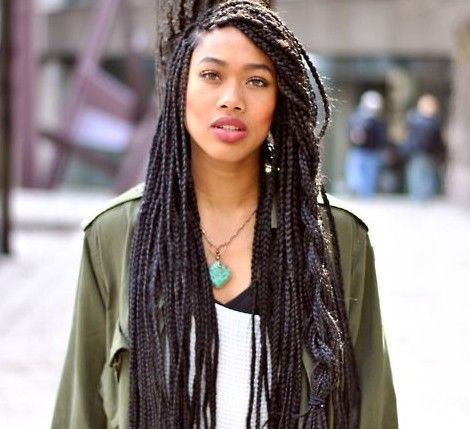 Top 10 Natural Hair Salons And Stylists In Cleveland African Hair Braiding Styles Hair Styles African Hairstyles