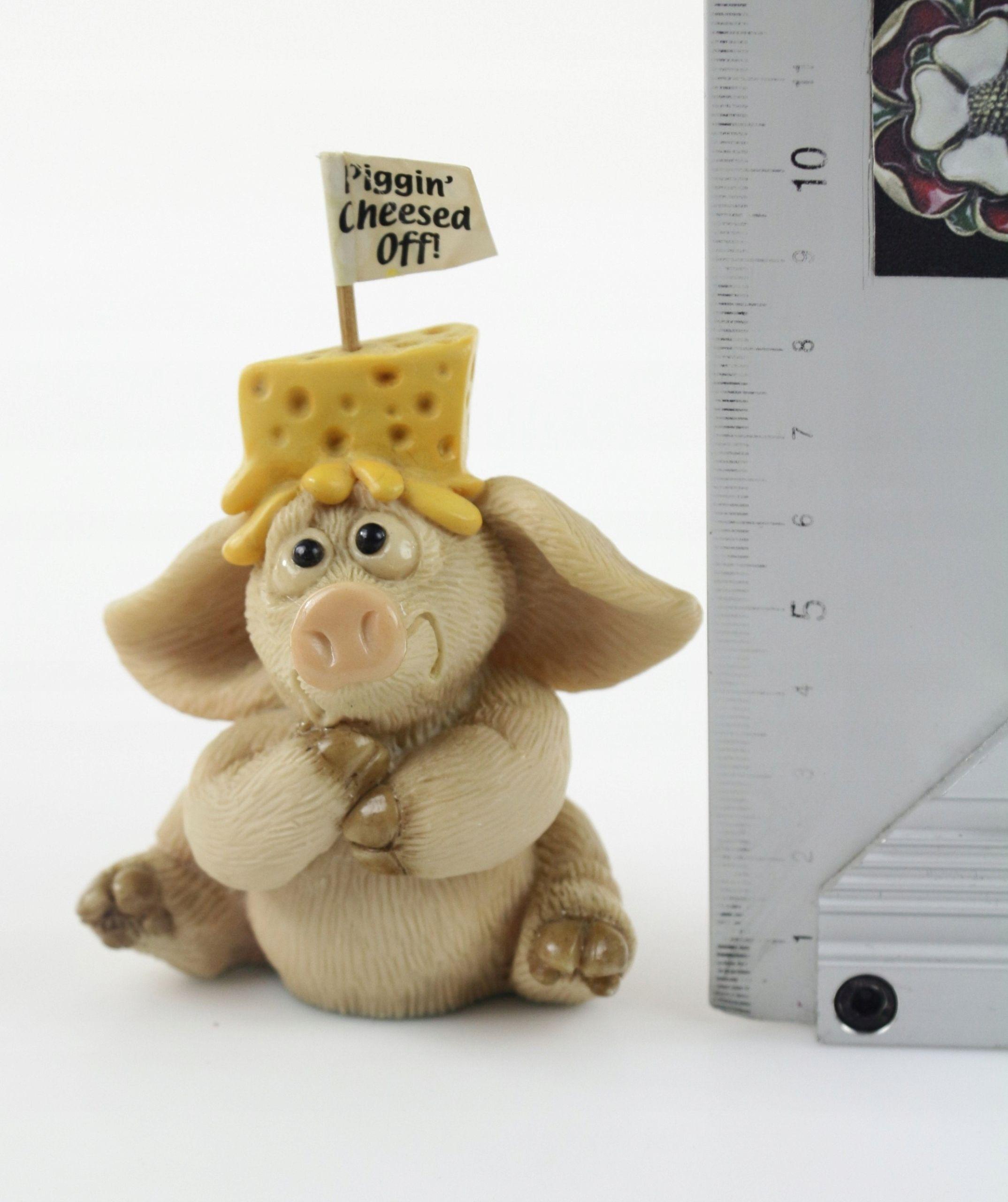 Pchli Targ Figurka Swinka Piggin Pchli Targ Antyki I Aukcja