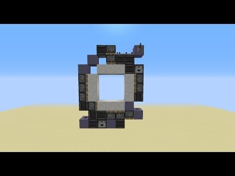 SMALLEST 3x3 piston door ( I found this on youtube and I