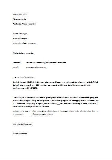 formele brief regels zakelijke brief   Google zoeken | Summa   School