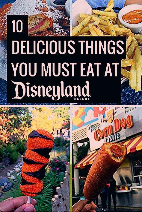 Photo of 10 Best Things You Must Eat at Disneyland | Urban Tastebud Disney