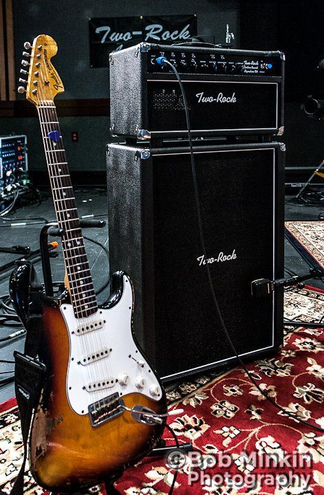 TRI Loves Two Rock Amps
