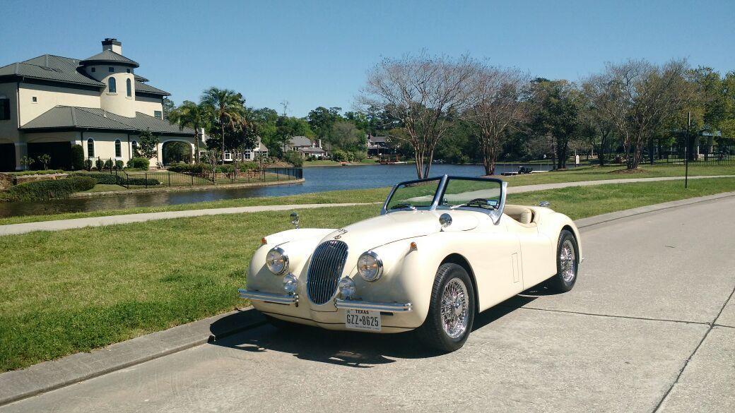 American Classic Xk 120 Jaguar Replica 1951 Replica Cars For Sale