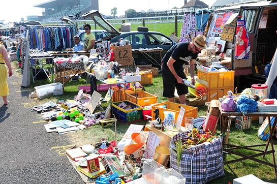 Brighton Carboot Sale - Every Sunday - Brighton Race Course