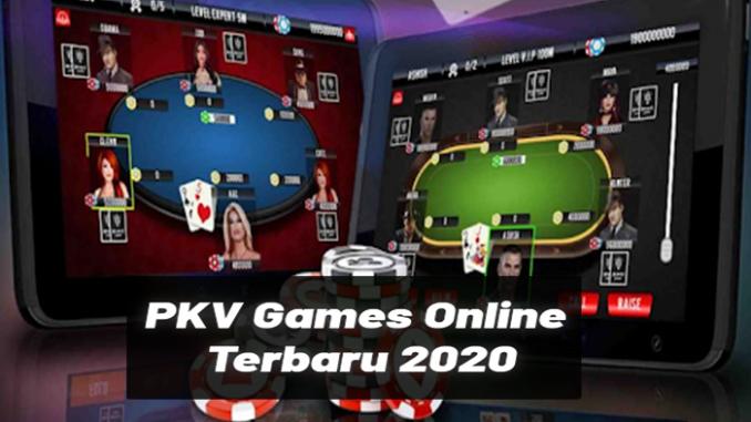 PKV Games Online Terbaru 2020 di 2020 Game, Kartu remi