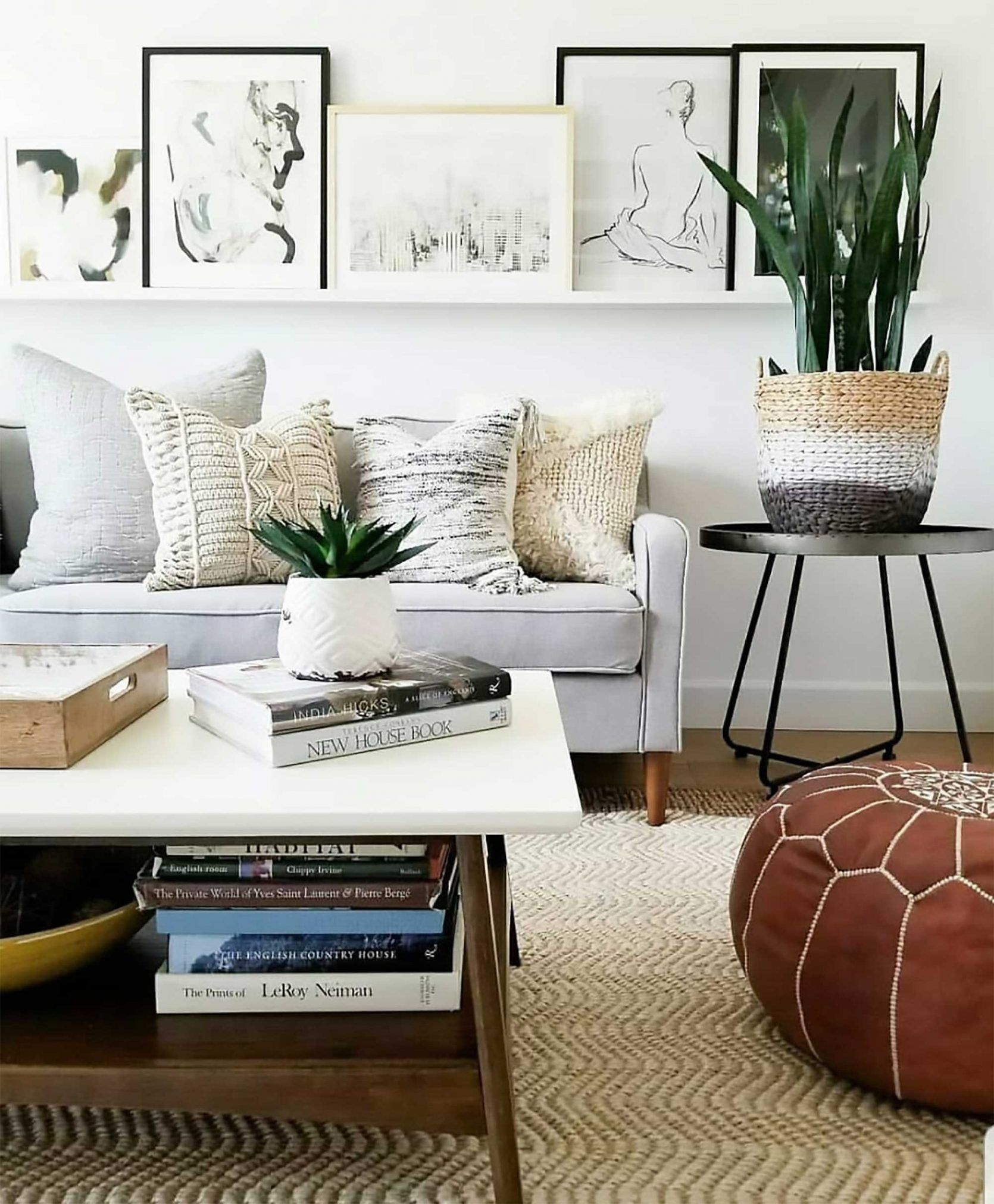 15 Ideas You Ll Love For How To Hang Arrange Your Wall Art Living Room Decor Living Room Decor Apartment Boho Living Room