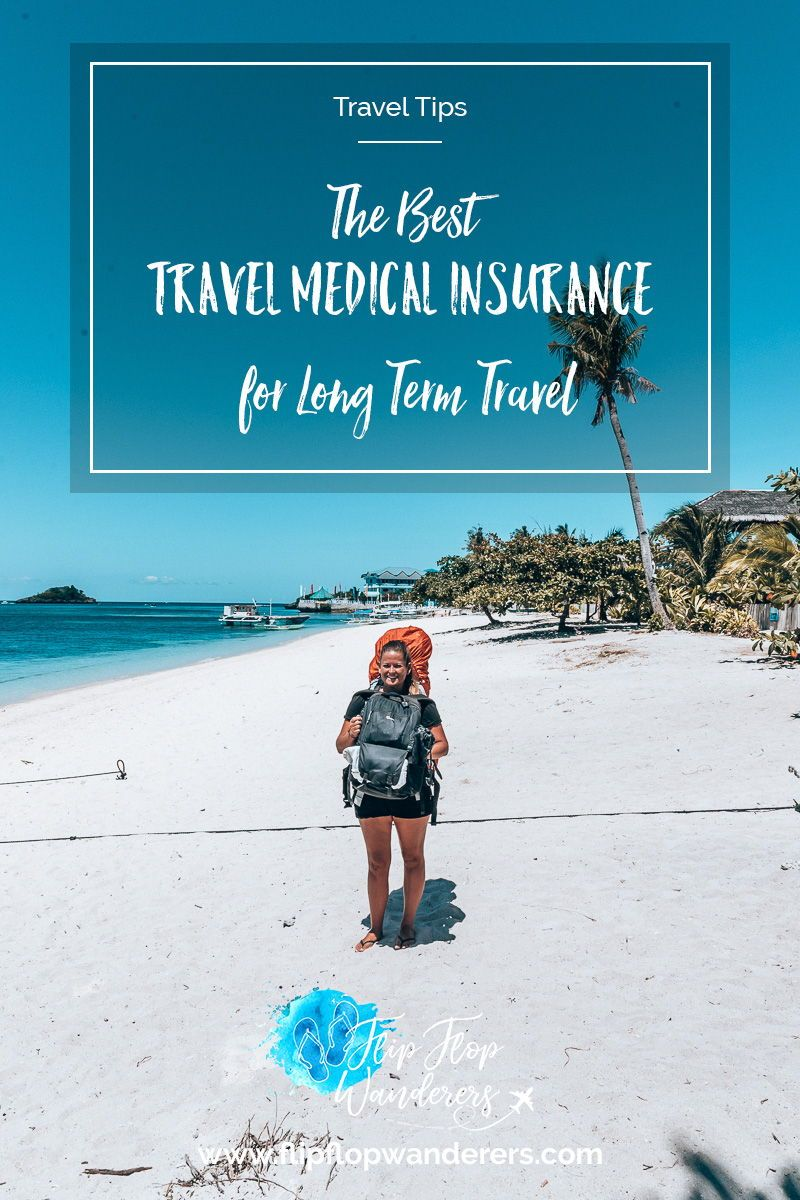 The Best Travel Medical Insurance for Long Term Travel ...