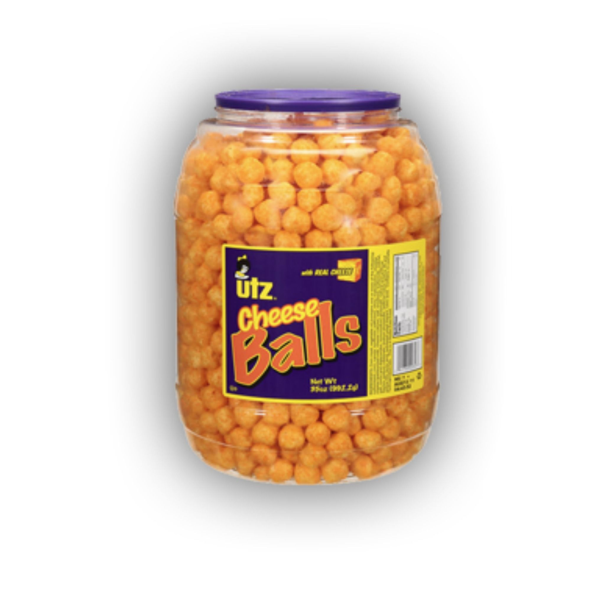 FREE Barrel of Utz Cheese Balls On 1/1 | I Don't Have Time