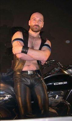 Hairy bikers gay