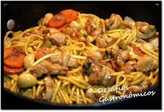 Desafios Gastronômicos: DESAFIO: Preparar um prato tradicional japonês, o ...