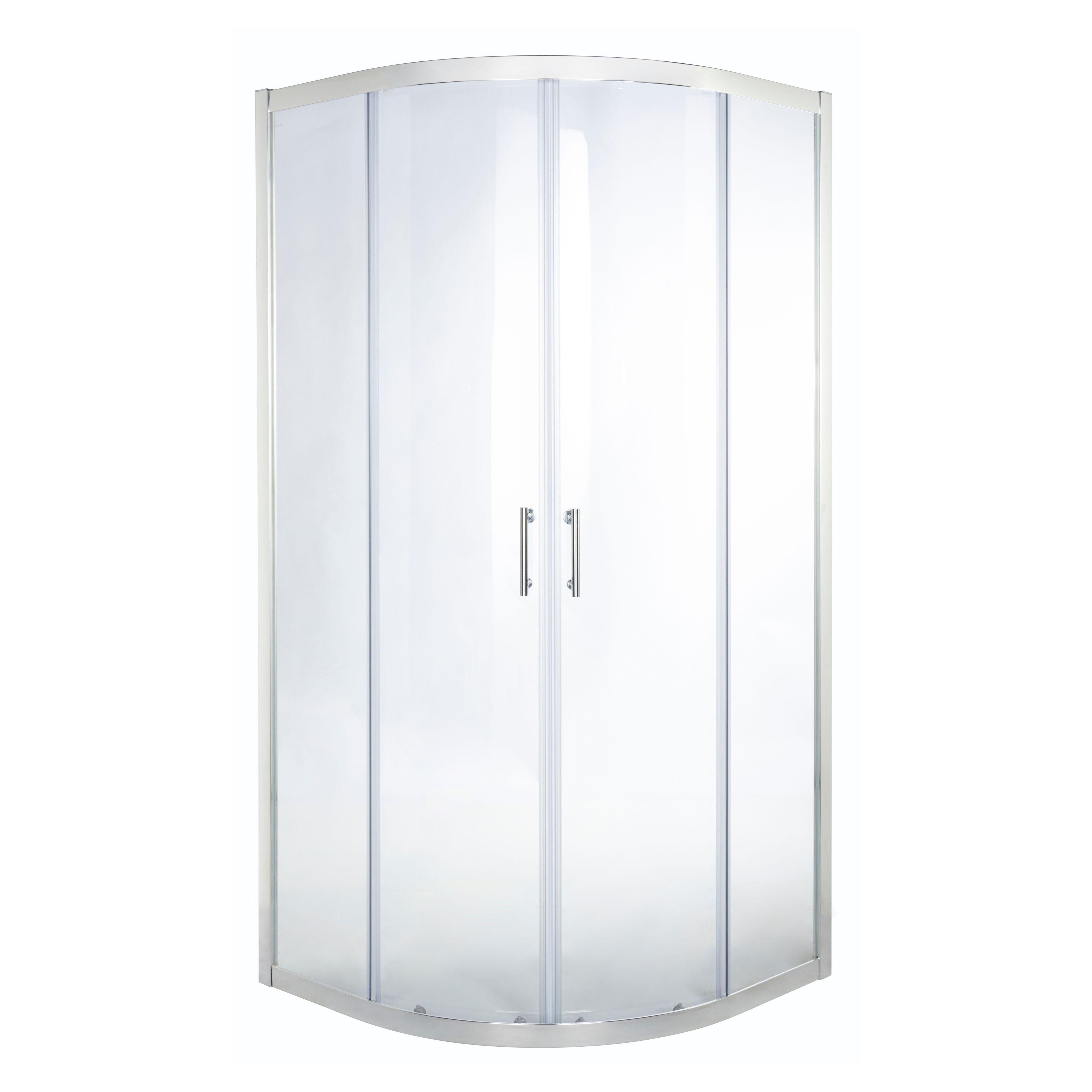 Cooke Lewis Onega Quadrant Shower Enclosure With Corner Entry