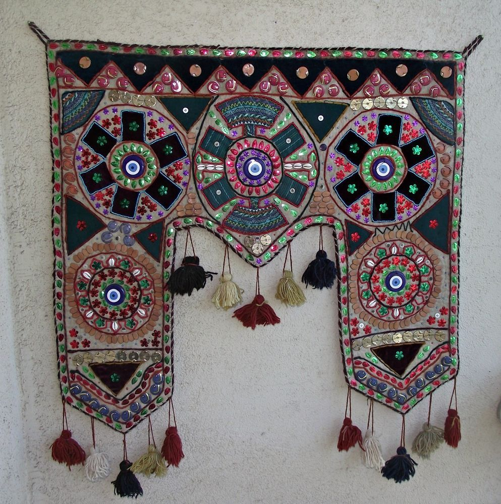 Evil eye wall decor turkish handmade rug kilim original hanging evil eye wall decor turkish handmade rug kilim original hanging wall 34x32 inch amipublicfo Gallery