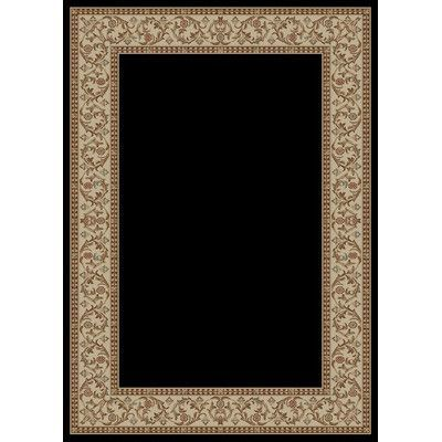 Mayberry Rug Hometown Bella Ebony Area Rug Rug Size: 8' x 10'