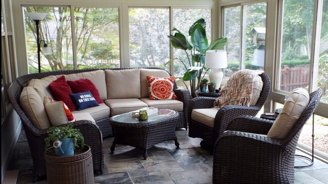 Asheville, NC: Air Vent Exteriors | Sunrooms/Screenrooms | NOLA ...