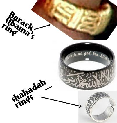 The Barack Obama Shahadah ring conspiracy theory. What's behind it?