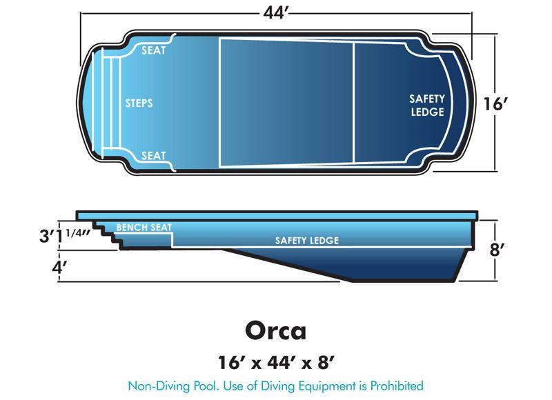 fiberglass pools from dolphin industries nj