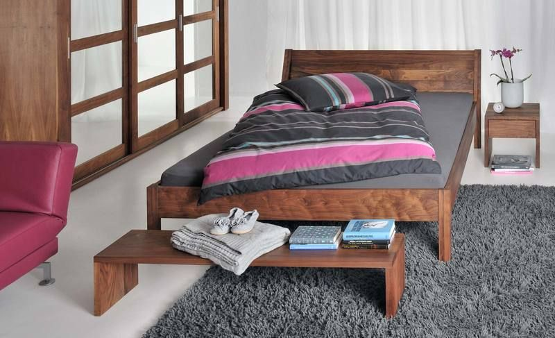 Wooden bedroom furniture and solid wood Beds from