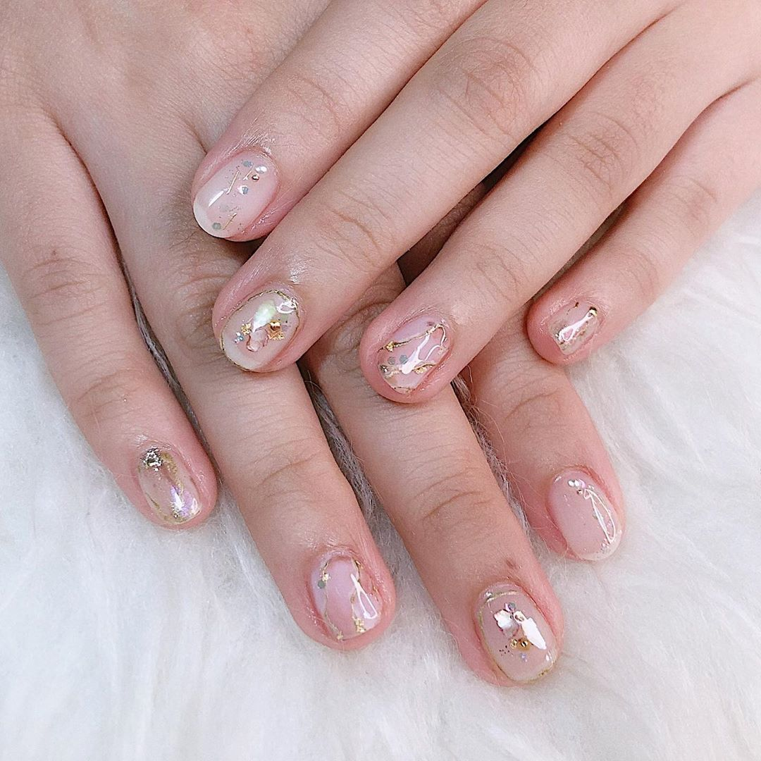 Jakarta Barat Appointment Only Ask Me For Menu And Price Wa Line 082176244058 With Owner Sindy Studi Japan Nail Art Gel Nail Art Nail Artist