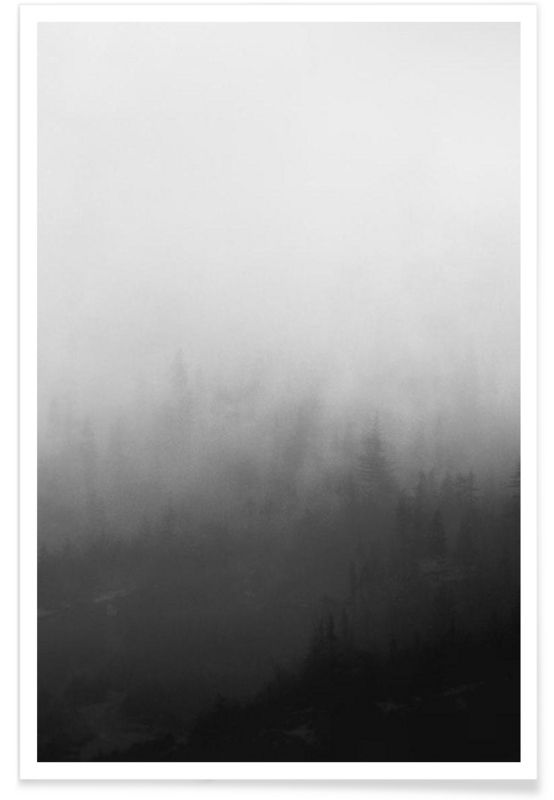 landscape no 31 als premium poster von typealive juniqe wall art pinterest malerei. Black Bedroom Furniture Sets. Home Design Ideas