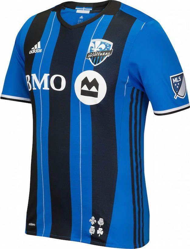 de1f029921b montreal impact kit - Google Search | MLS - Impact de Montréal FC ...