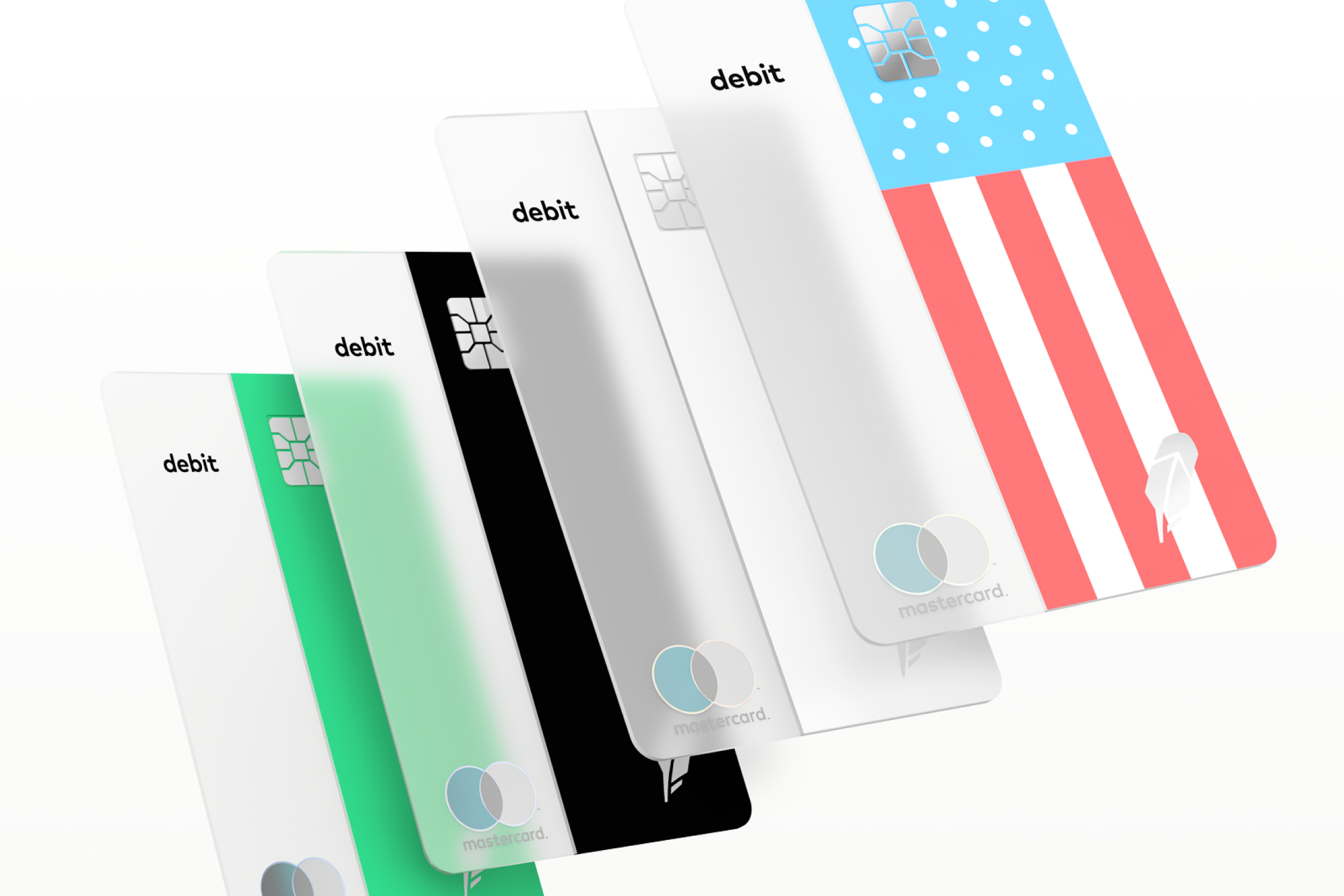 Robinhood revives checking with new debit card & 1.8