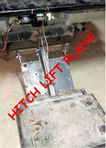 Details About Hitch Lift Plans Build For Low Back Saver