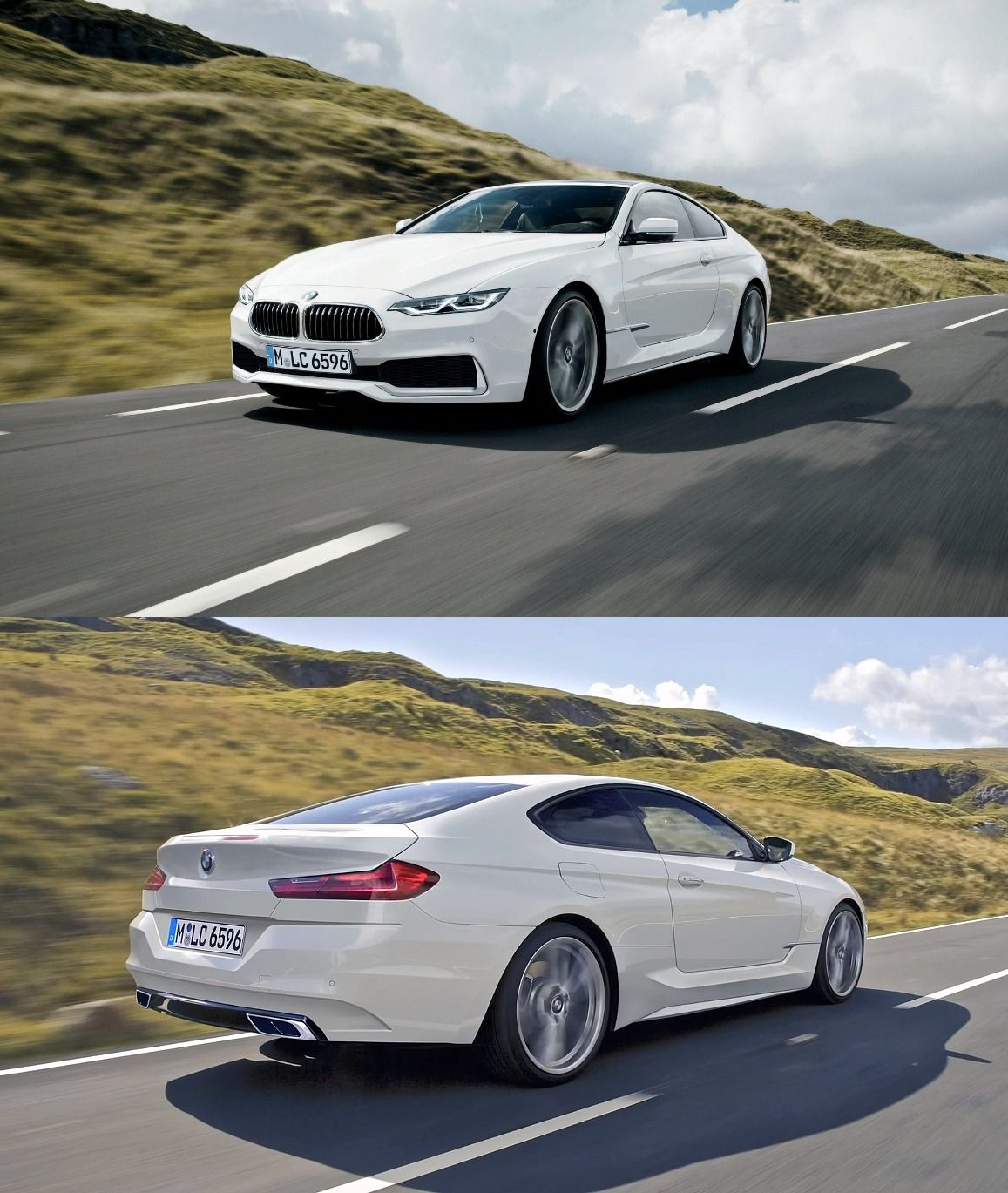 Model Power Mileage Safety Colors Bmw Bmw 6 Series Coupe
