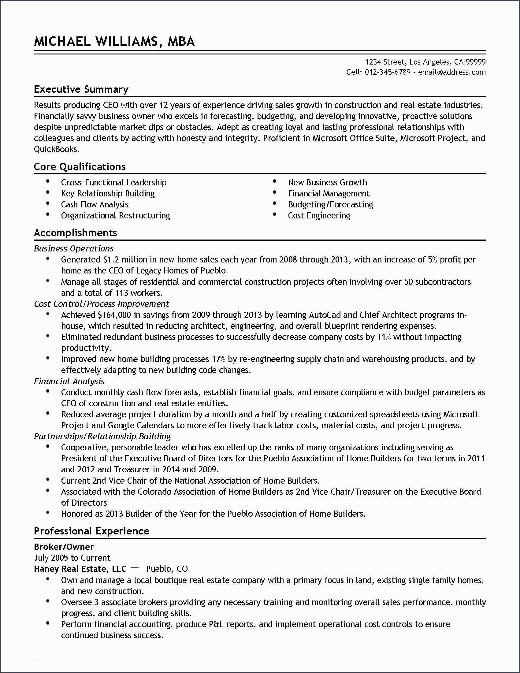 Awesomesmall business owner resume sample