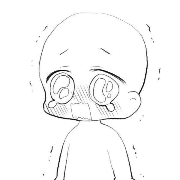 crying chibi at DuckDuckGo in 2020 Chibi drawings
