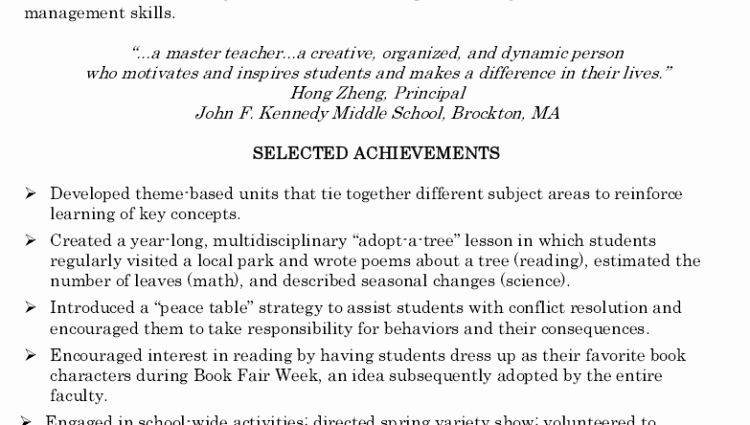 20 Substitute Teacher Job Description Resume in 2020