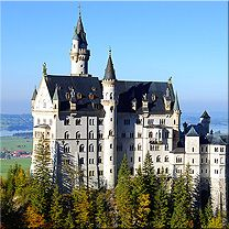 The Neuschwanstein Castle is amongst one of the most sought-after sightseeing and tour destinations around Ostallgaeu.
