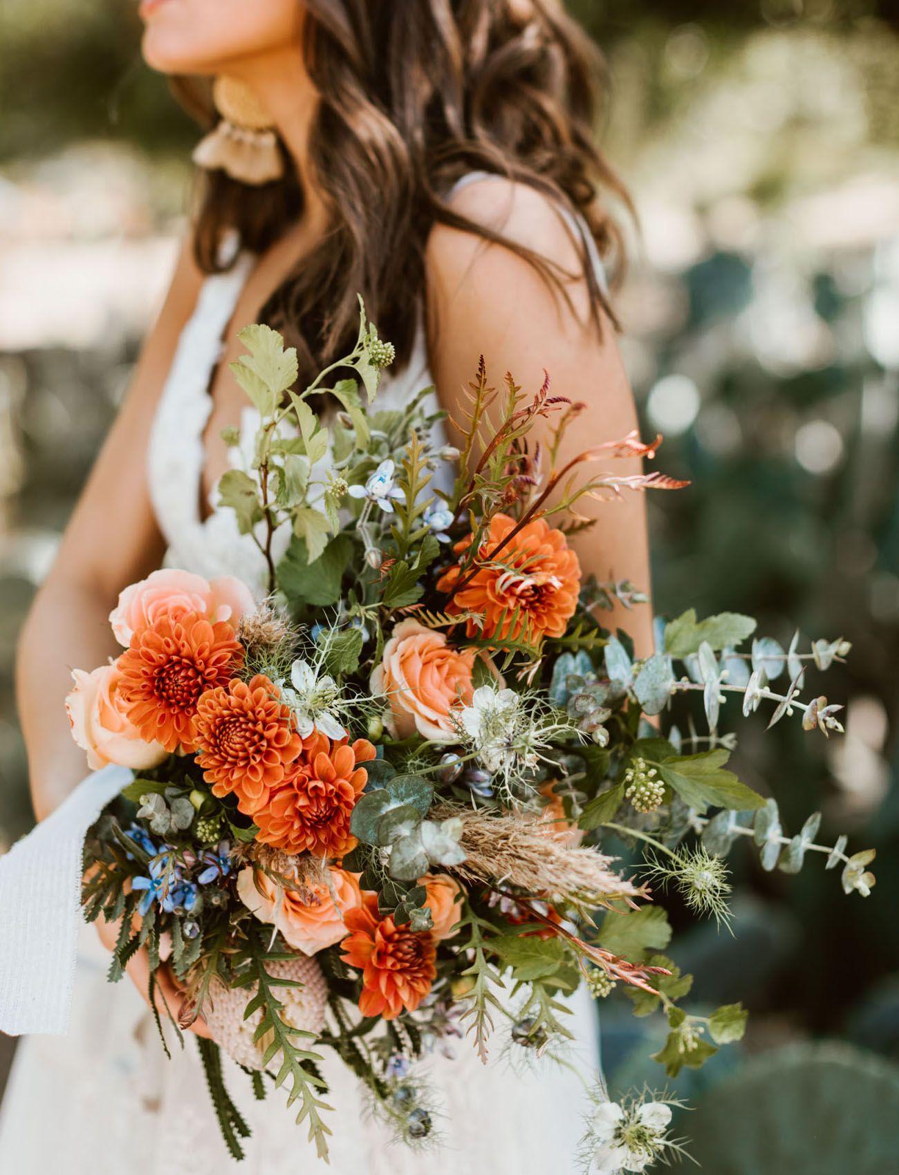 Festival Babe Turned Bride! BohoChic Summer Wedding