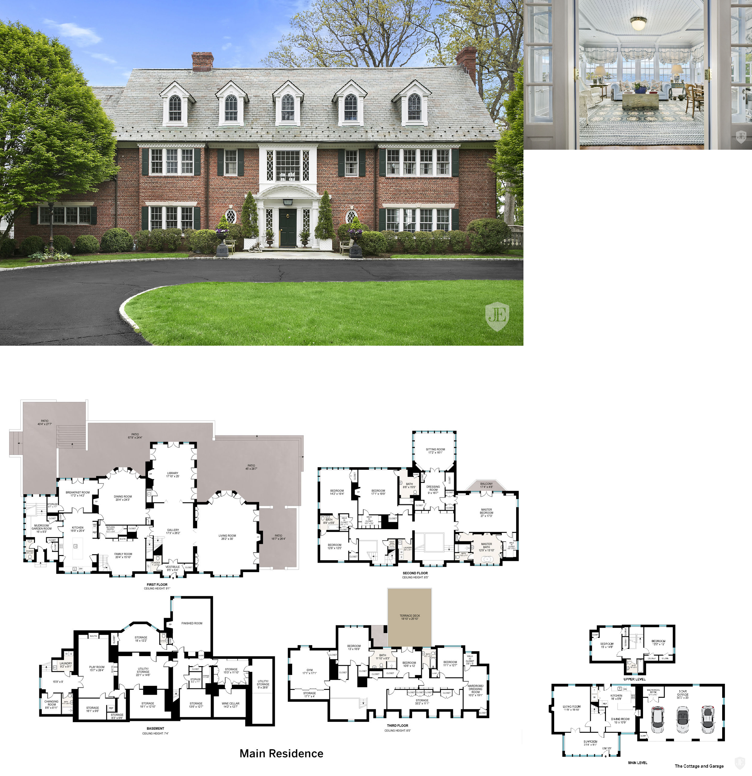 Stately Home Threestoreyhomeplans House Plans Mansion Large House Plans Architectural Design House Plans