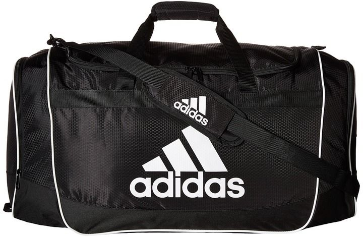 first rate entire collection clearance sale adidas Defender II Duffel Large | Samuel | Mens gym bag, Gym ...