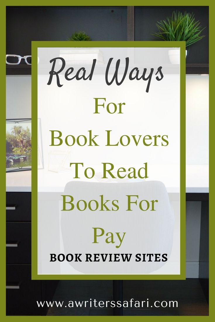 Love to read? Here is list of sites that pay for book reviews. Work from home and get paid to read and review books. Get paid in cash or other rewards to review books.