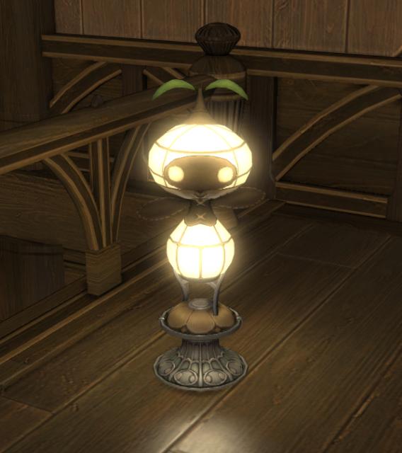 Mandragora Floor Lamp An Adorable Floor Lamp Designed In The Likeness Of A Mandragora Level 50 Goldsmith Floor Lamp Home Decor