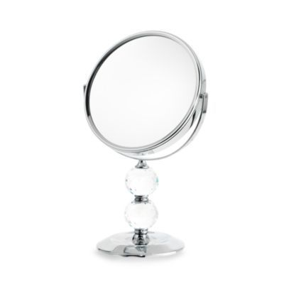 Crystal Ball 7 Inch Vanity Mirror Bedbathandbeyond Com Mirror