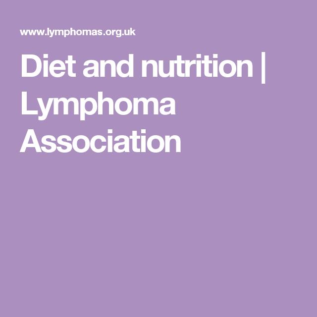 non hodgkins lymphoma ketogenic diet